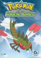 Pokemon: Diamond & Pearl Galactic Battles - Vol. 6 Movie