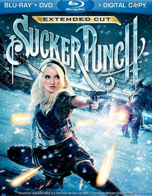 Sucker Punch: Extended Cut (Blu-ray + DVD + Digital Copy) Blu-ray