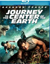 Journey To The Center Of The Earth (Blu-ray + DVD Combo) Blu-ray