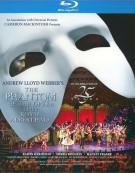 Phantom Of The Opera At The Royal Albert Hall, The Blu-ray