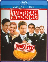 American Wedding (Blu-ray + DVD + Digital Copy) Blu-ray