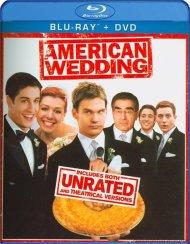 American Wedding (Blu-ray + DVD + Digital Copy) Blu-ray