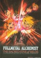 Full Metal Alchemist Brotherhood: The Sacred Star Of Milos Movie