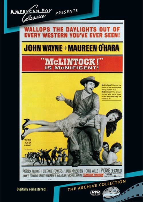 McLintock! Movie