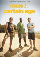 Men Of A Certain Age: The Complete Second Season Movie
