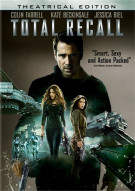 Total Recall (DVD + UltraViolet) Movie