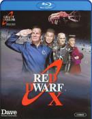 Red Dwarf: X Blu-ray