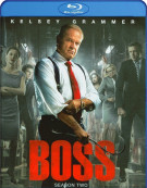 Boss: Season Two Blu-ray