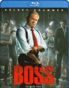 Boss: Season Two Blu-ray