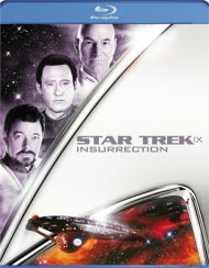 Star Trek IX: Insurrection Blu-ray