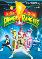 Mighty Morphin Power Rangers: Season 2 - Volume 2 Movie