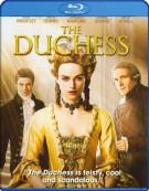 Duchess, The Blu-ray