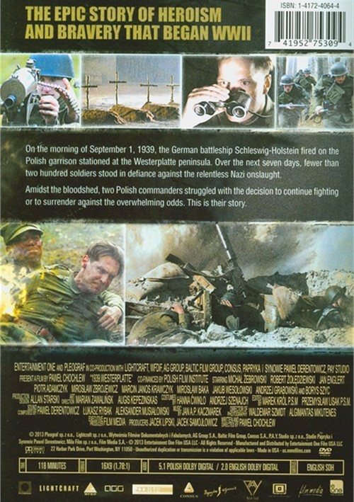 Battle Of Westerplatte Movie Review