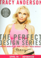 Tracy Anderson: Perfect Design Series - Sequence 3 Movie
