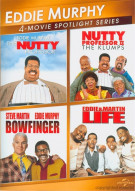 Eddie Murphy: 4-Movie Spotlight Series Movie