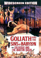 Goliath And The Sins Of Babylon / Colossus And The Amazon Queen (Double Feature) Movie