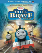 Thomas & Friends: Tale Of The Brave (Blu-ray + DVD + UltraViolet) Blu-ray