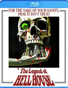 Legend Of Hell House, The Blu-ray