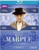 Miss Marple: Volume One Blu-ray