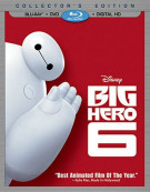 Big Hero 6 (Blu-ray + DVD + Digital HD) Blu-ray