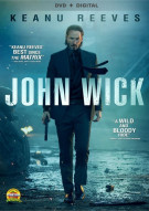 John Wick (DVD + UltraViolet) Movie
