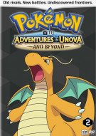 Pokemon: BW Adventures In Unova And Beyond Set 2 Movie