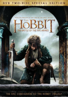 Hobbit, The : The Battle Of The Five Armies - Special Edition (DVD + UltraViolet) Movie