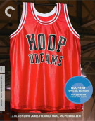 Hoop Dreams: The Criterion Collection Blu-ray