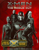X-Men: Days Of Future Past - The Rogue Cut (Blu-ray + UltraViolet) Blu-ray