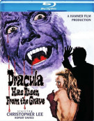 Dracula Has Risen From The Grave Blu-ray