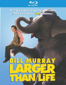 Larger Than Life Blu-ray