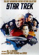 Star Trek: The Next Generation Motion Picture Collection (Repackage) Movie