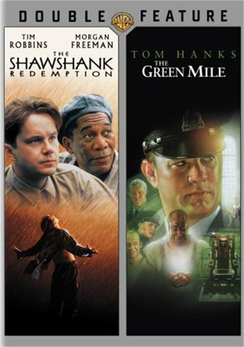 Shawshank Redemption, The / The Green Mile (DVD) | DVD Empire