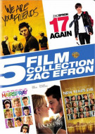 5 Film Collection: Zac Efron Movie