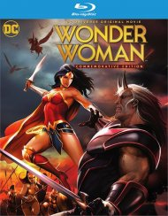 Wonder Woman: Commemorative Edition Blu-ray