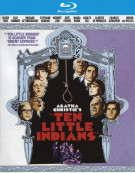 Ten Little Indians Blu-ray