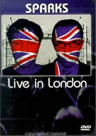 Sparks: Live In London Movie