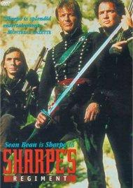 Sharpes Regiment Movie