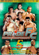 Pride FC 5: From The Nagoya Rainbow Hall Movie