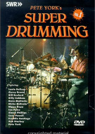 Super Drumming: Volume 1 Movie
