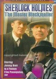 Sherlock Holmes: The Master Blackmailer Movie