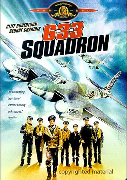 633 Squadron Movie