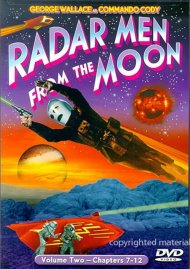 Radar Men From The Moon: Volume 2 (Alpha) Movie