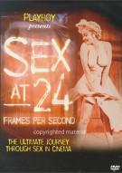 Sex At 24 Frames Per Second Movie
