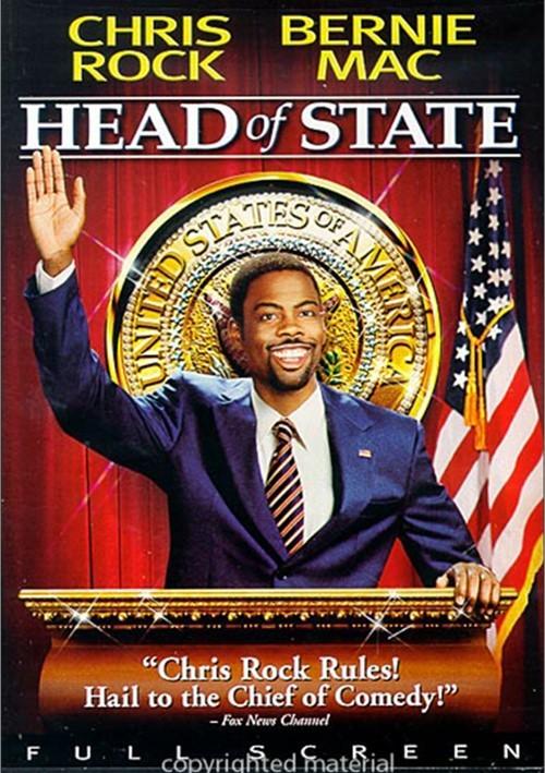 Head Of State (Fullscreen) Movie