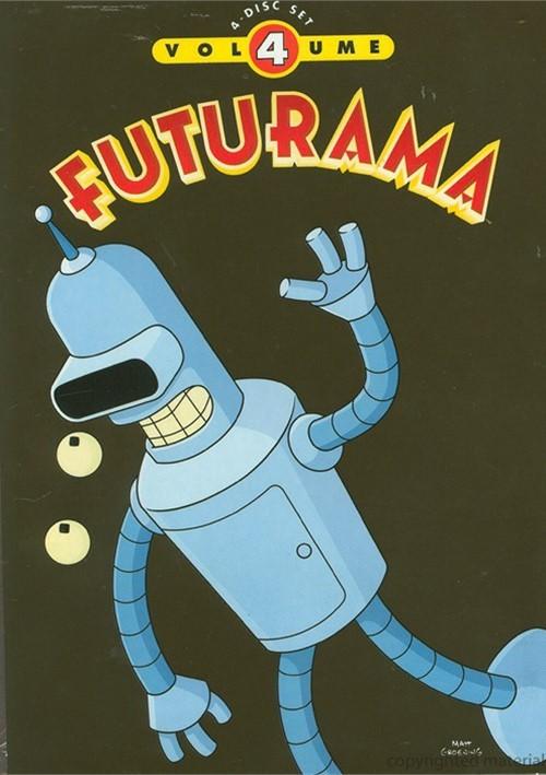 Futurama: Volume 4 Movie