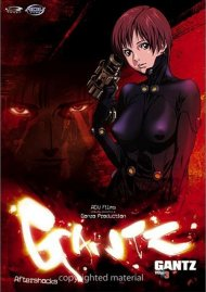 Gantz: Volume 3 - Aftershocks Movie