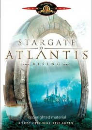 Stargate Atlantis: Rising - Pilot Episode Movie