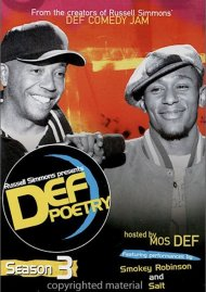 Russell Simmons Presents: Def Poetry - Season 3 Movie