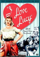 I Love Lucy: The Complete Fifth Season Movie